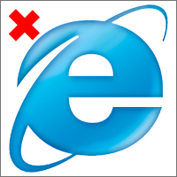 Internet Explorer 6 logo
