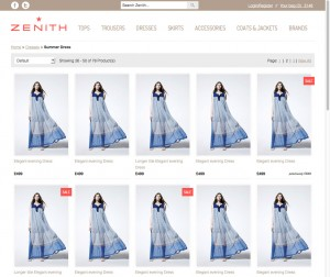 Free Ecommerce Template Html5 Css3 Webdezign