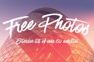 Websites with Free Stock Photos - (Web designers London)