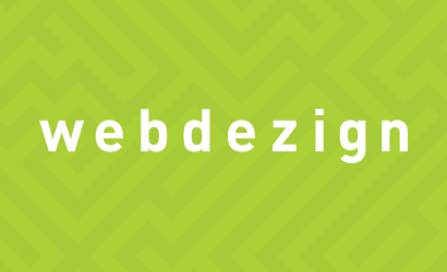 Webdezign launches website 2.0.1