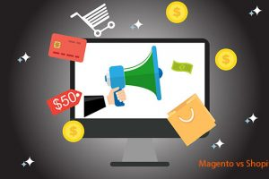 Magento vs Shopify - (Web designers London)