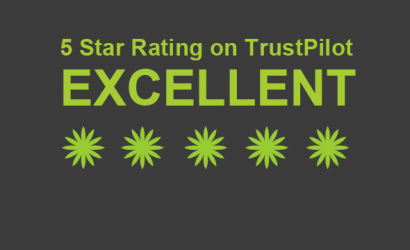 TRUSTPILOT RATING EXCELLENT!